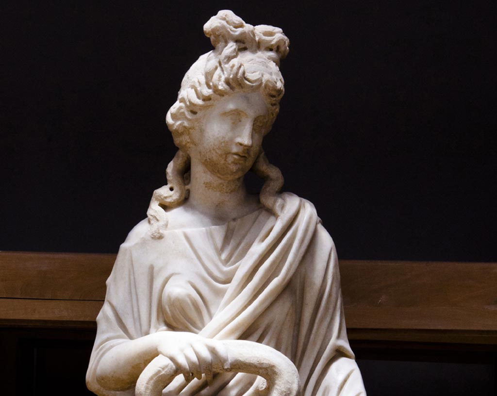 Hygeia: The Goddess of Health